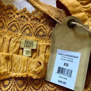 True Craft Tops - True Craft Southern Design Handcrafted Top
